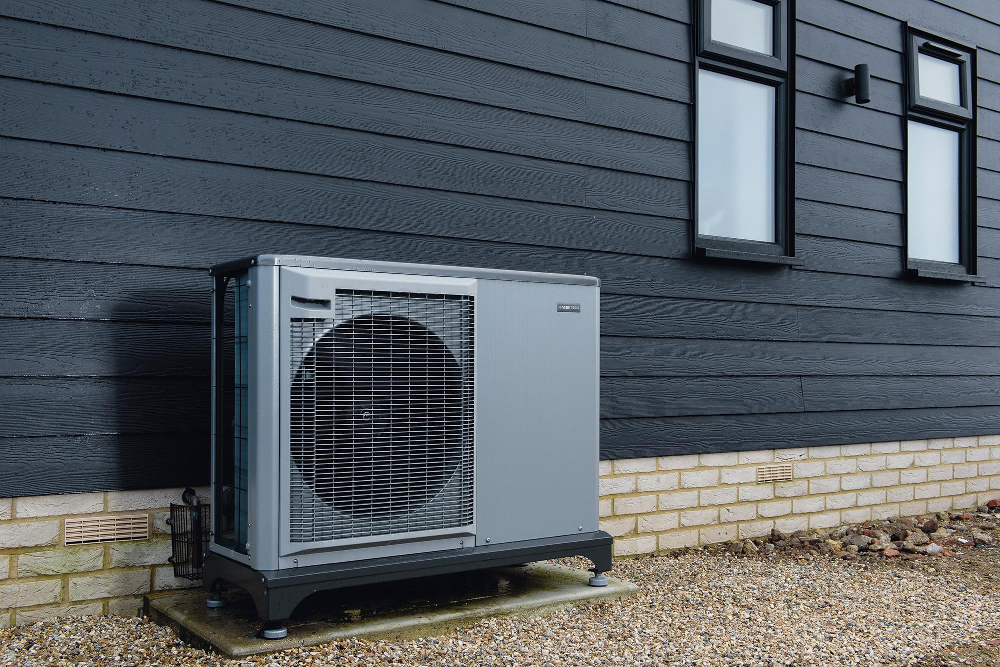 Green Homes Grant Air Source Heat Pump