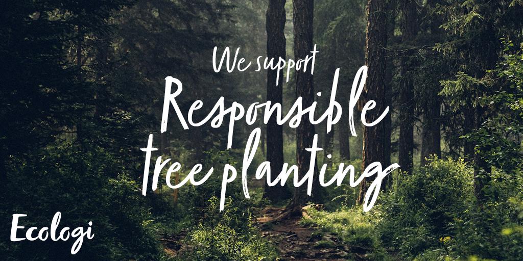 Our 5 Tree Pledge