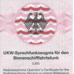 UKW Sprechfunk UBI