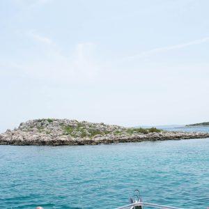 Untiefen in Kroatien sind keine Seltenheit