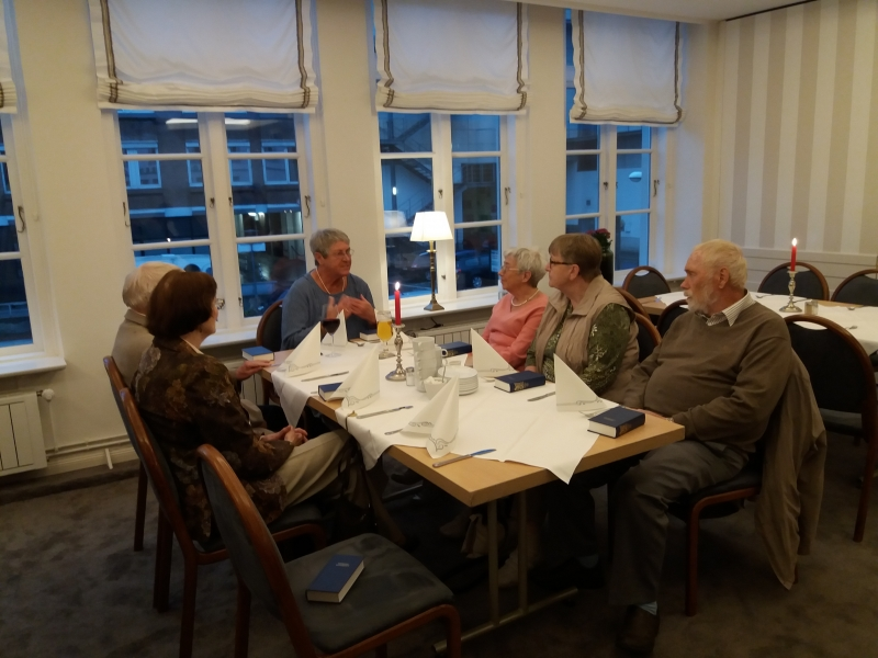 Foredrag i Borgerforeningen 26.9.2018