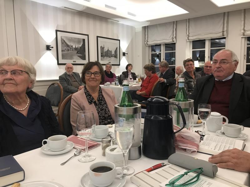 Hovedgeneralforsamling 2018 i Borgerforeningen Flensborg