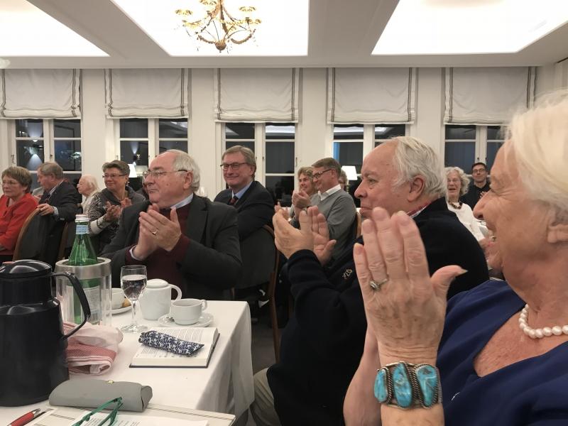 Borgerforeningen Flensborg Hovedgeneralforsamling 2018