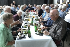 Frokost på Tirpitz museet 5.9.18 -a