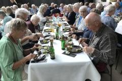 Frokost på Tirpitz museet 5.9.18 -b