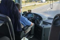Vores flinke chauffør 5.9.18