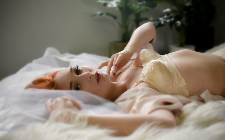 Bridal Boudoir Shoot