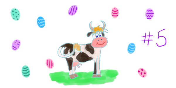 """You are currently viewing La vache de Pâques – chapitre 5: Pâquerette fête Pâques<span class=""""badge-status"""" style=""""background:#FF912C"""">abonnés</span>"""