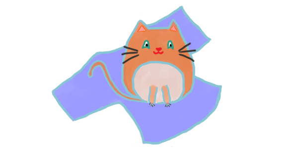 L'étrange chat de la classe de Madame Ivana