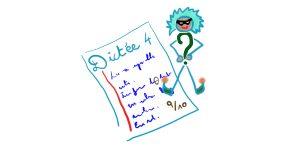 Le perturbateur de dictée – Chapitre 4: En-quête d'indices