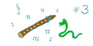 """La flûte enserpentée – chapitre 3 : Octave le glouton <span class=""""badge-status"""" style=""""background:#FF912C"""">abonnés</span>"""