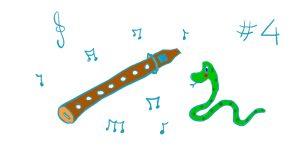 """La flûte enserpentée – chapitre 4 : La mélodie du petit-grand-petit <span class=""""badge-status"""" style=""""background:#FF912C"""">abonnés</span>"""