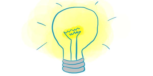 """You are currently viewing L'ampoule à idées <span class=""""badge-status"""" style=""""background:#FF912C"""">abonnés</span>"""