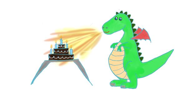 """L'anniversaire de Dralalère <span class=""""badge-status"""" style=""""background:#FF912C"""">abonnés</span>"""