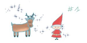 Le cadeau de Noël – chapitre 1 – En attendant minuit