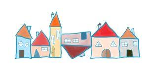 """La maison à l'envers <span class=""""badge-status"""" style=""""background:#FF912C"""">abonnés</span>"""