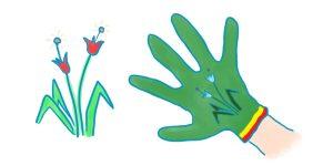 """La main dans le gant <span class=""""badge-status"""" style=""""background:#FF912C"""">abonnés</span>"""