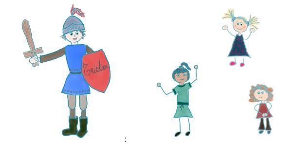 """Les trois sœurs du chevalier Tristan <span class=""""badge-status"""" style=""""background:#FF912C"""">abonnés</span>"""