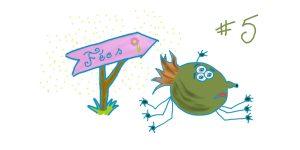 """Vacances monstrueuses au pays des Fées – Chapitre 5 – Le trésor des fées <span class=""""badge-status"""" style=""""background:#FF912C"""">abonnés</span>"""