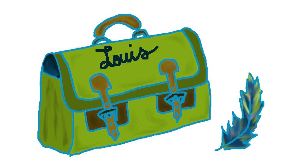 """La rentrée des classes de Louis <span class=""""badge-status"""" style=""""background:#FF912C"""">abonnés</span>"""