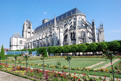Bourges cathedrale