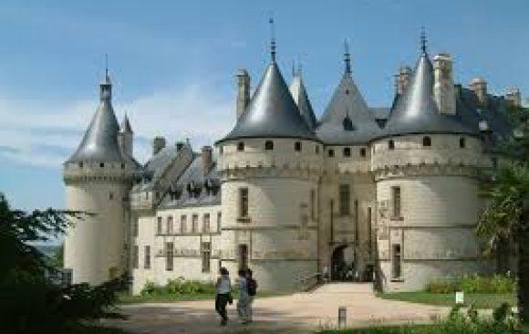 Château forteresse de Chaumont