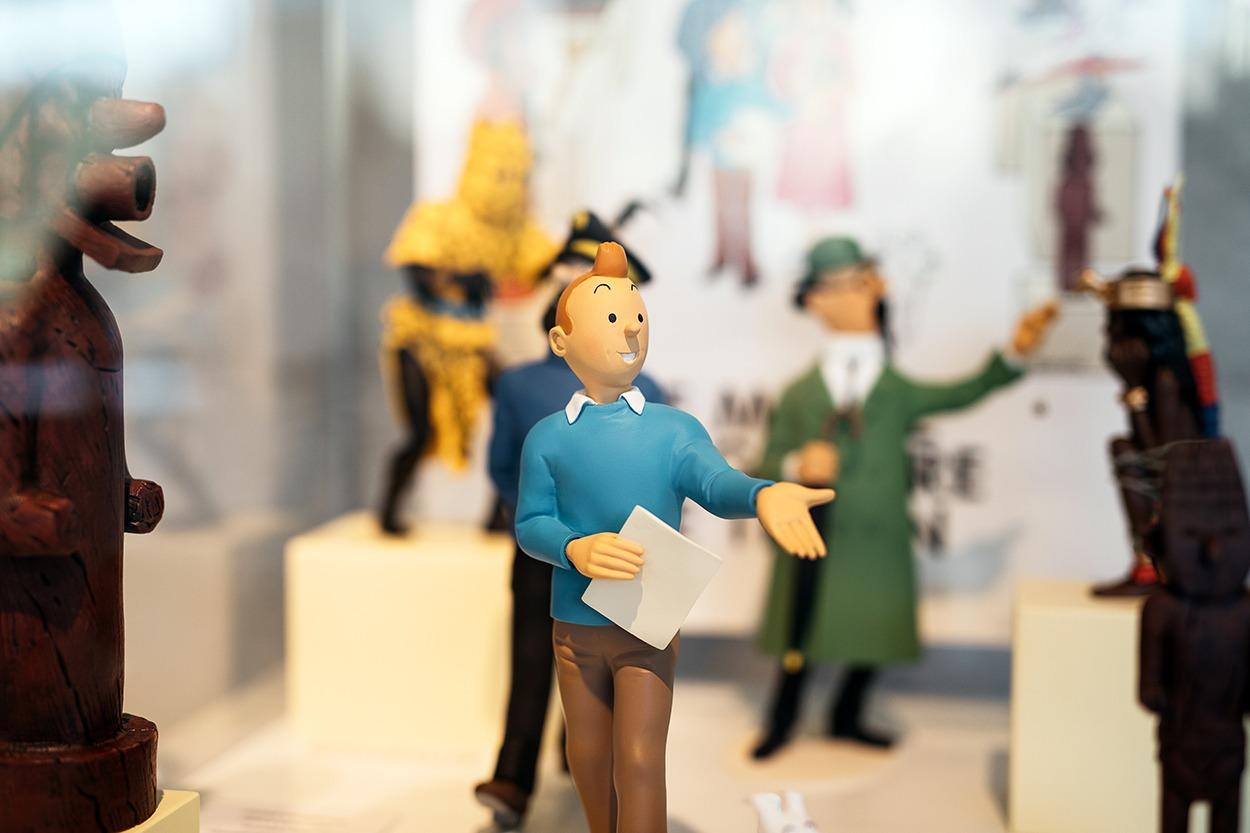 Musée Hergé - Tintin 10