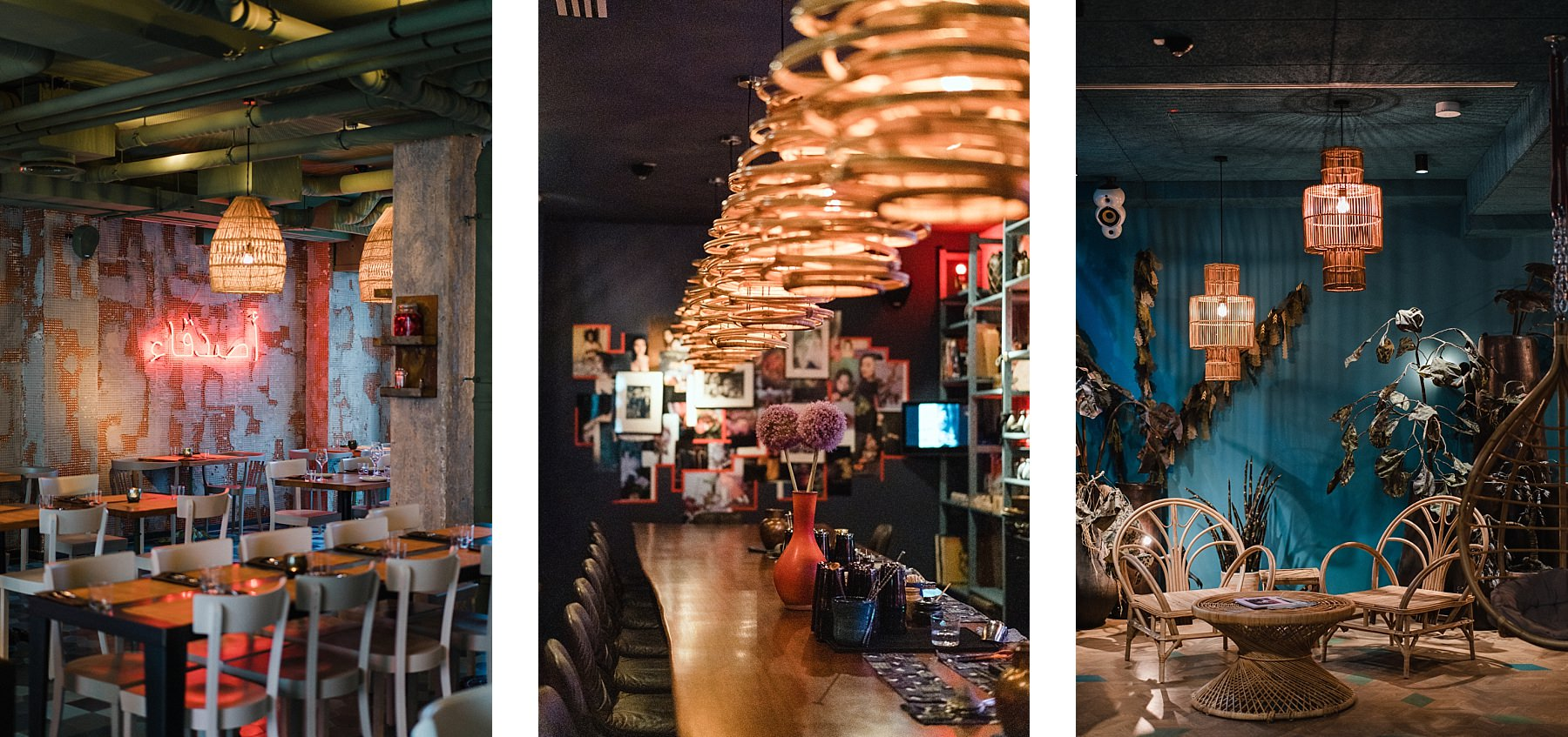 25 hours hotel Francfort - le restaurant