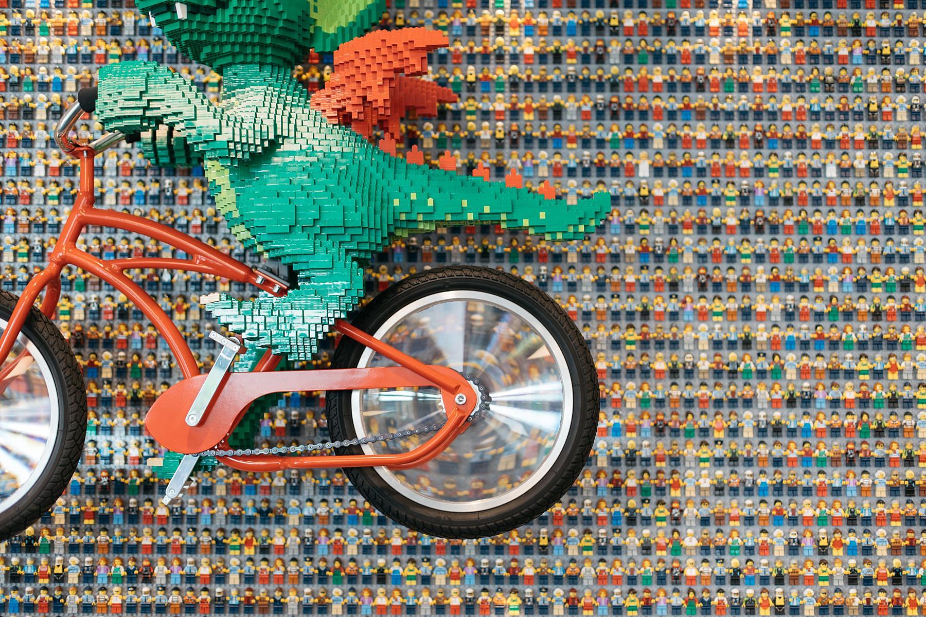 Legoland - 57 millions de briques Lego 4