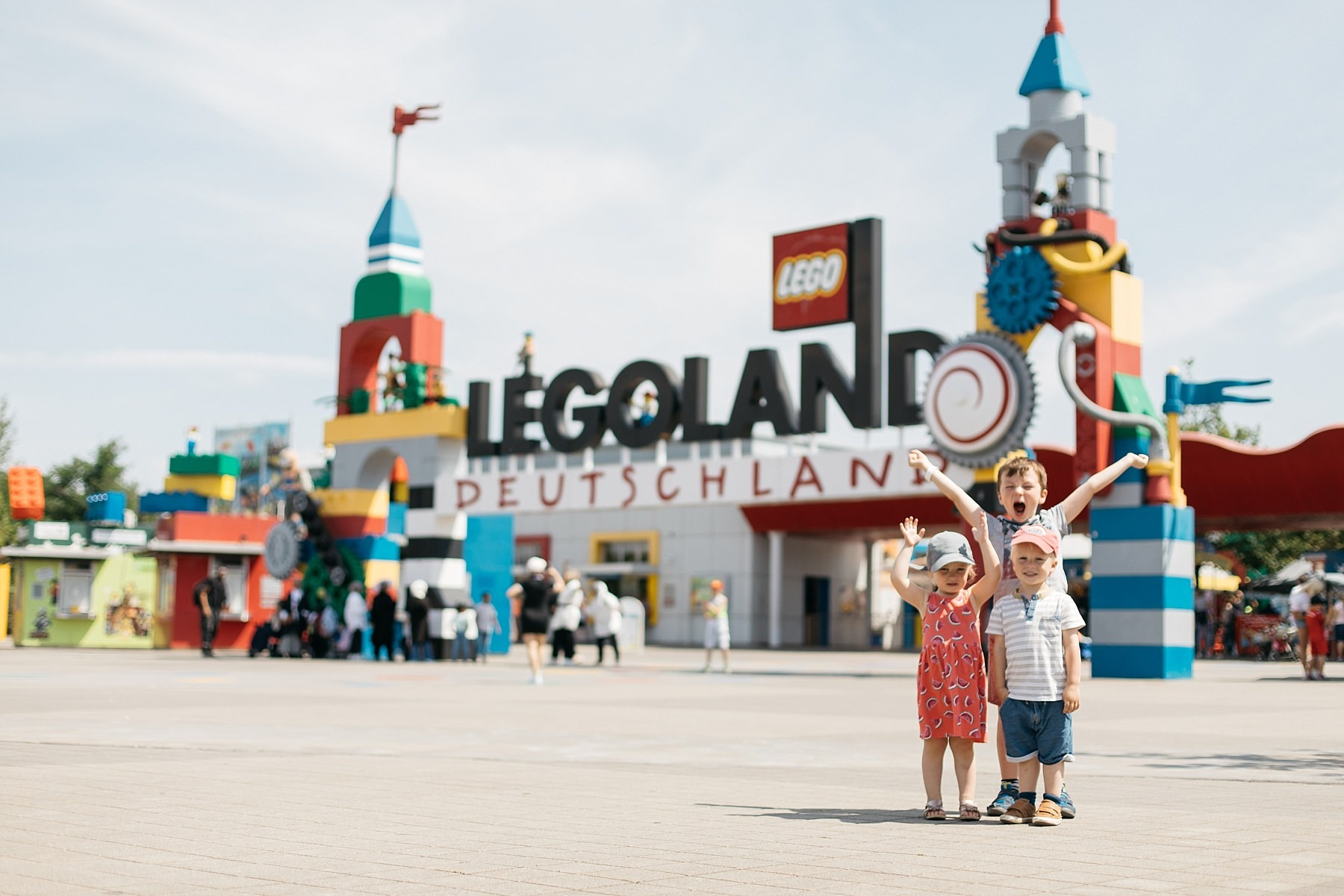 Legoland - 57 millions de briques Lego 1
