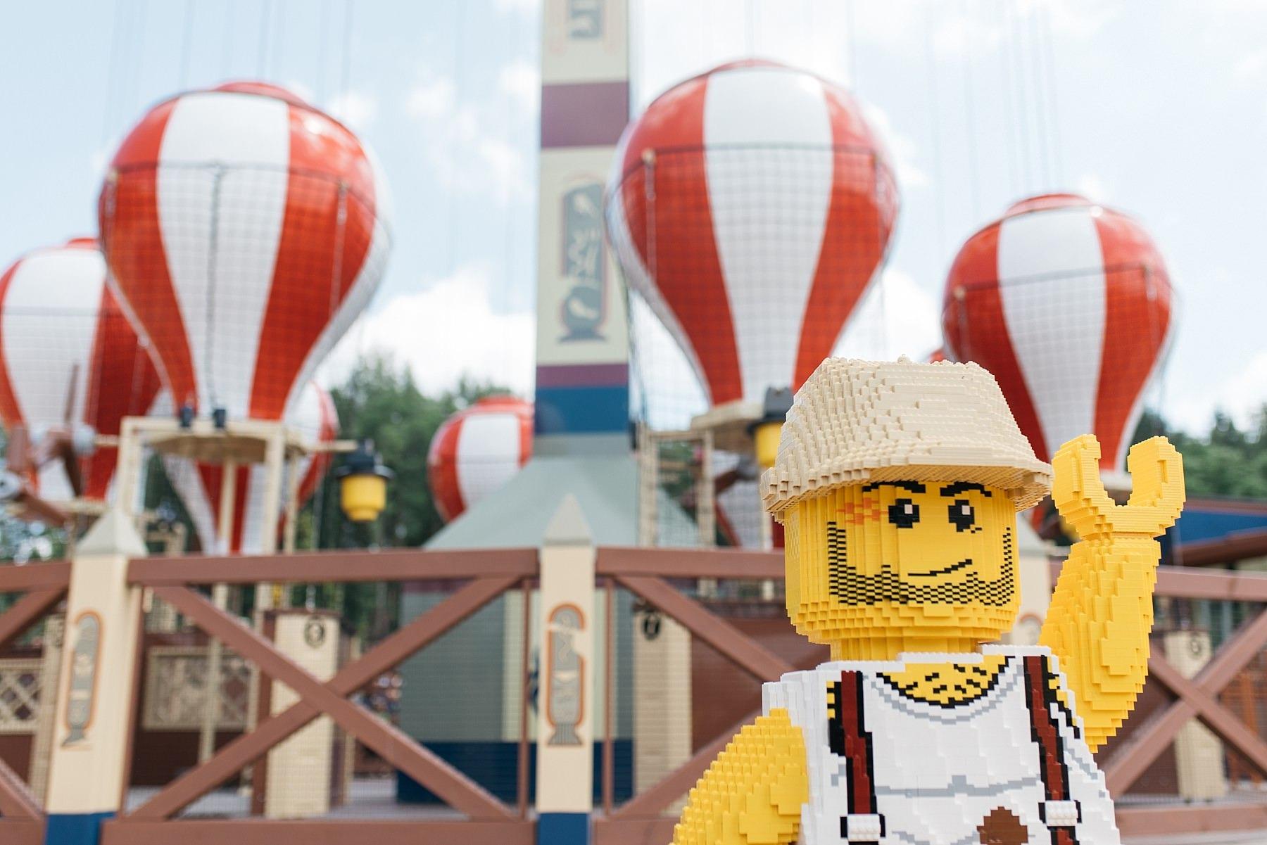 Legoland - 57 millions de briques Lego 57