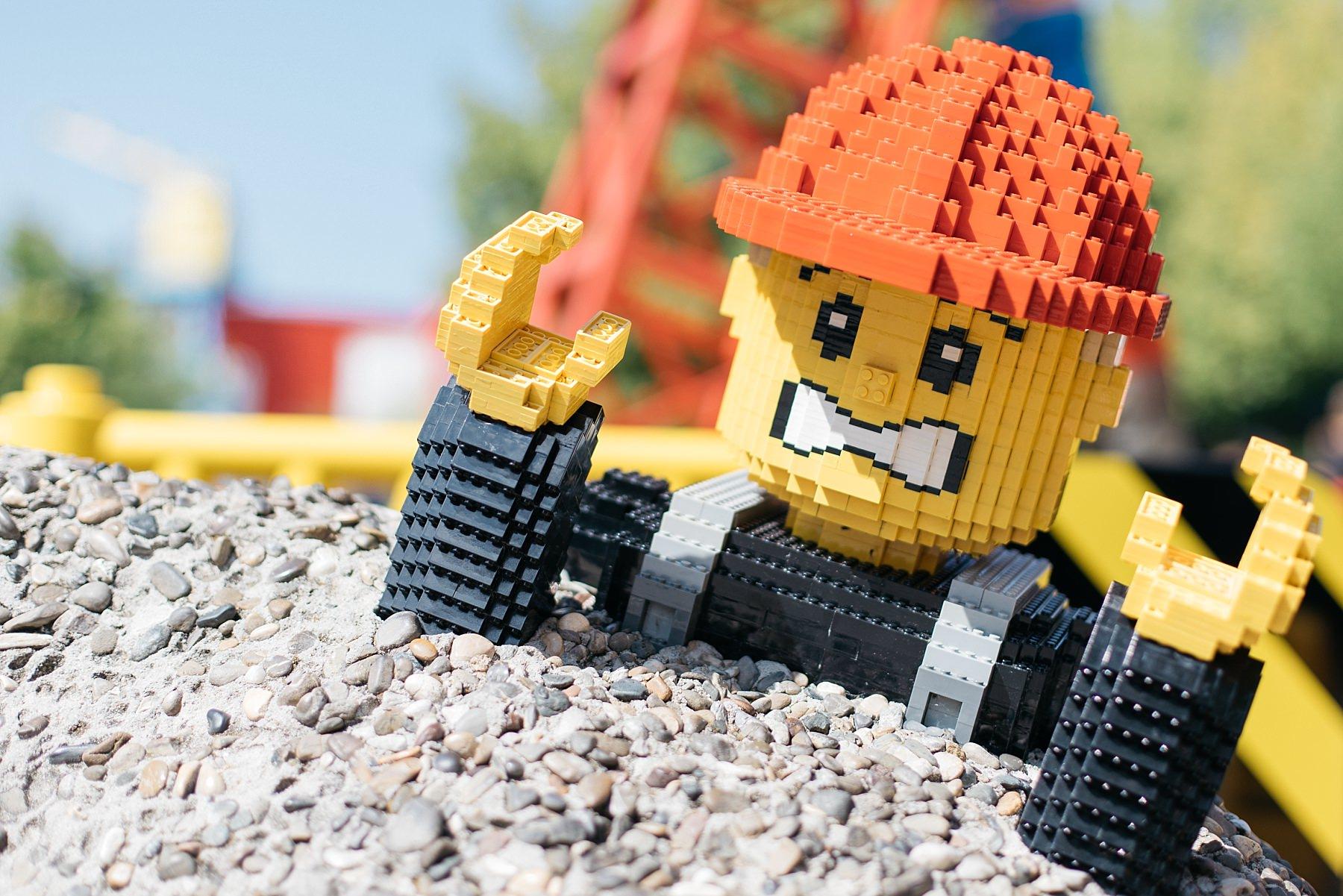 Legoland - 57 millions de briques Lego 16