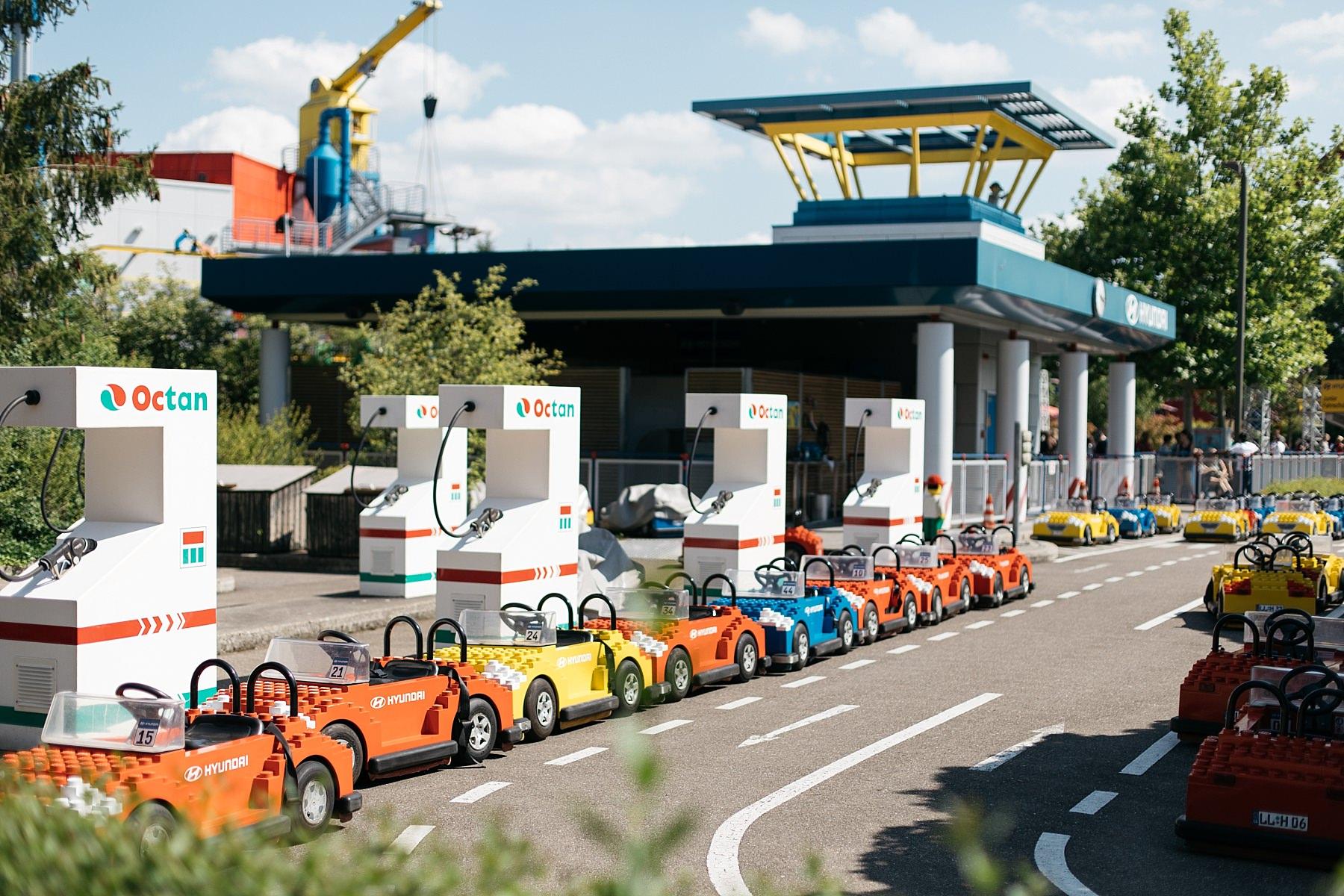 Legoland - 57 millions de briques Lego 15