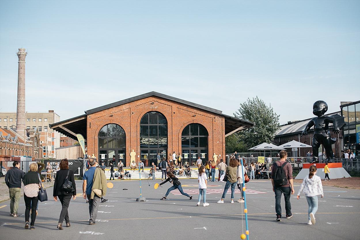 Lille - gare saint sauveur
