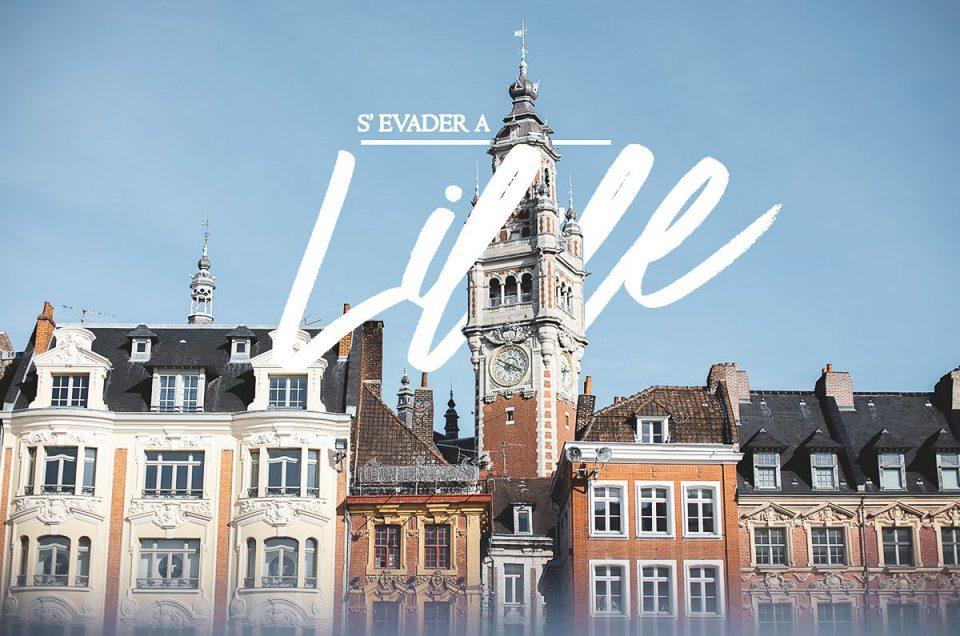 S'évader à Lille – notre top 10