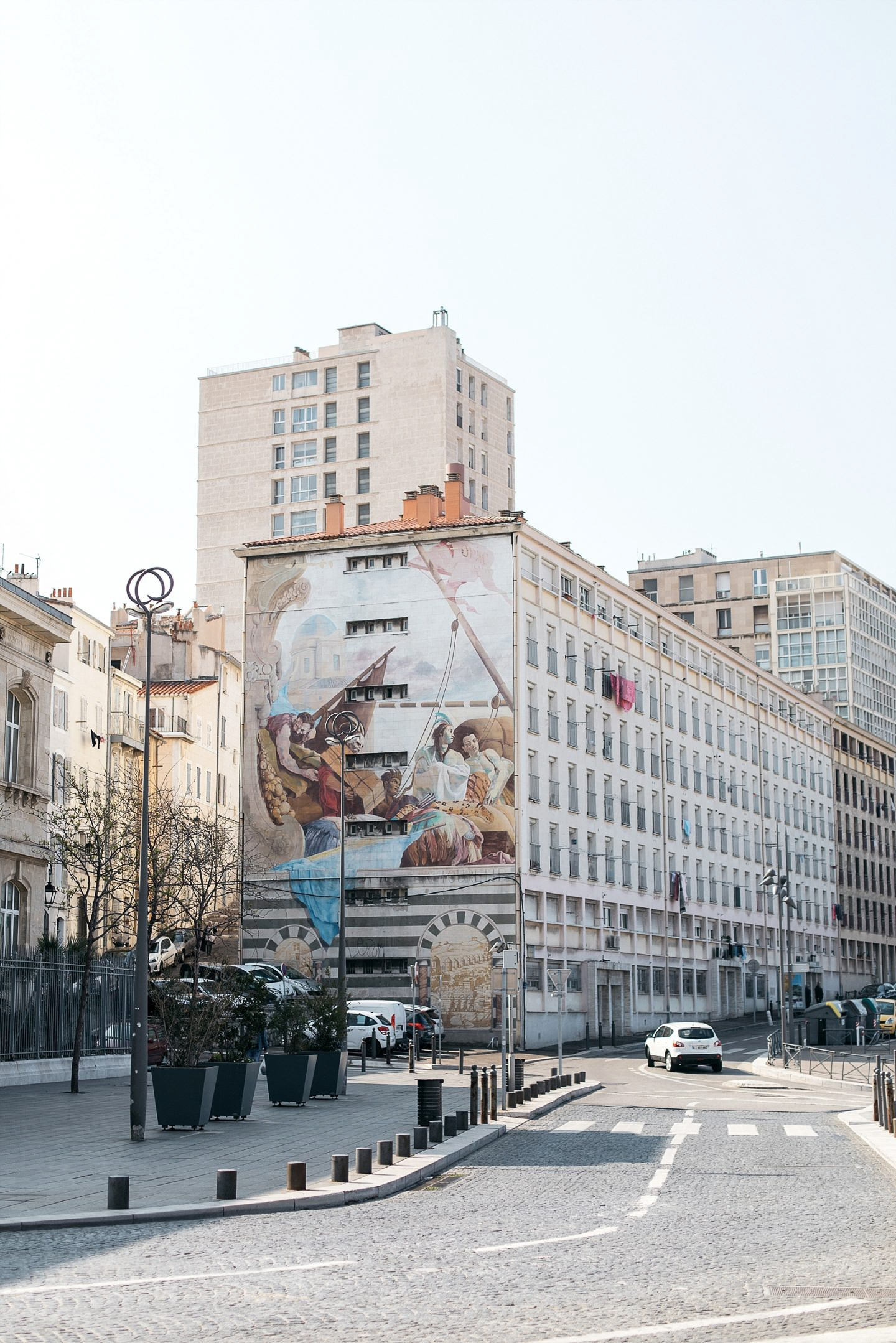 Marseille, plus belle la ville 40