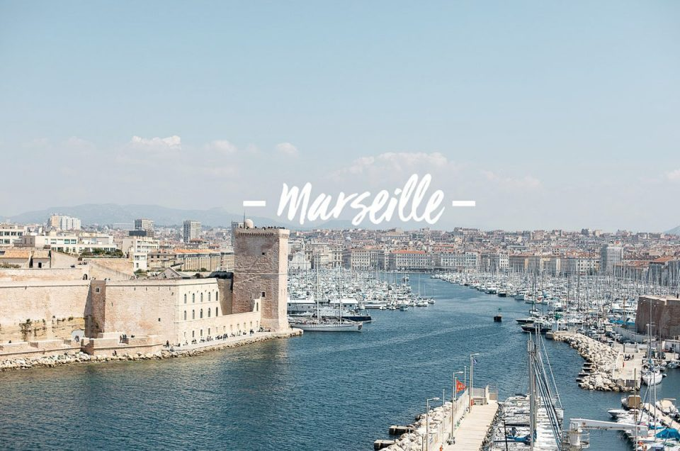 Marseille, plus belle la ville