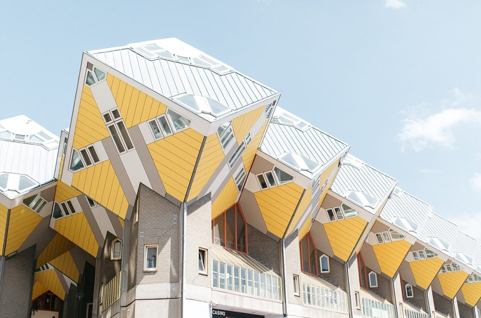 Rotterdam, la ville aux 1000 couleurs