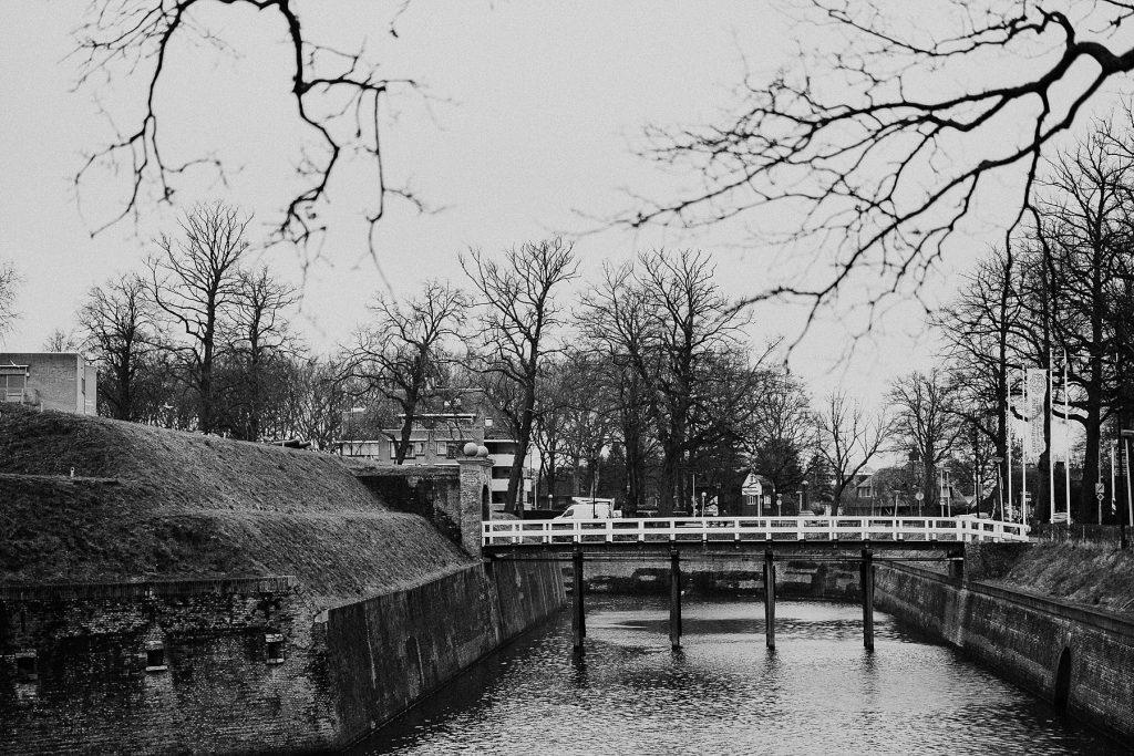 Bergen op Zoom - Ravelijn op den Zoom