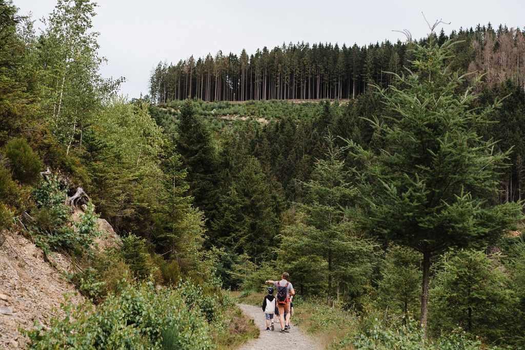 Randonnée de 9km aux Trôs-Marets dans un canyon belge 7