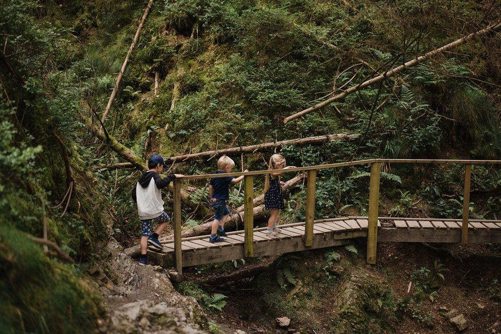 Randonnée de 9km aux Trôs-Marets dans un canyon belge 17