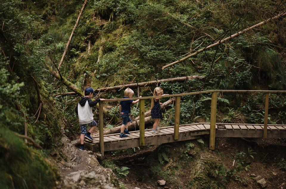 Randonnée de 9km aux Trôs-Marets dans un canyon belge