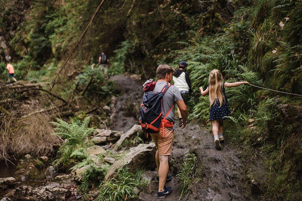Randonnée de 9km aux Trôs-Marets dans un canyon belge 28