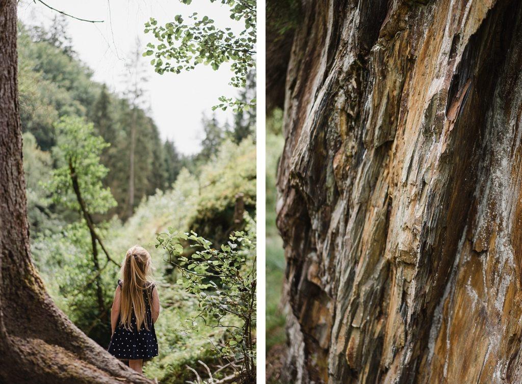 Tros-Marets - concrétions de roches