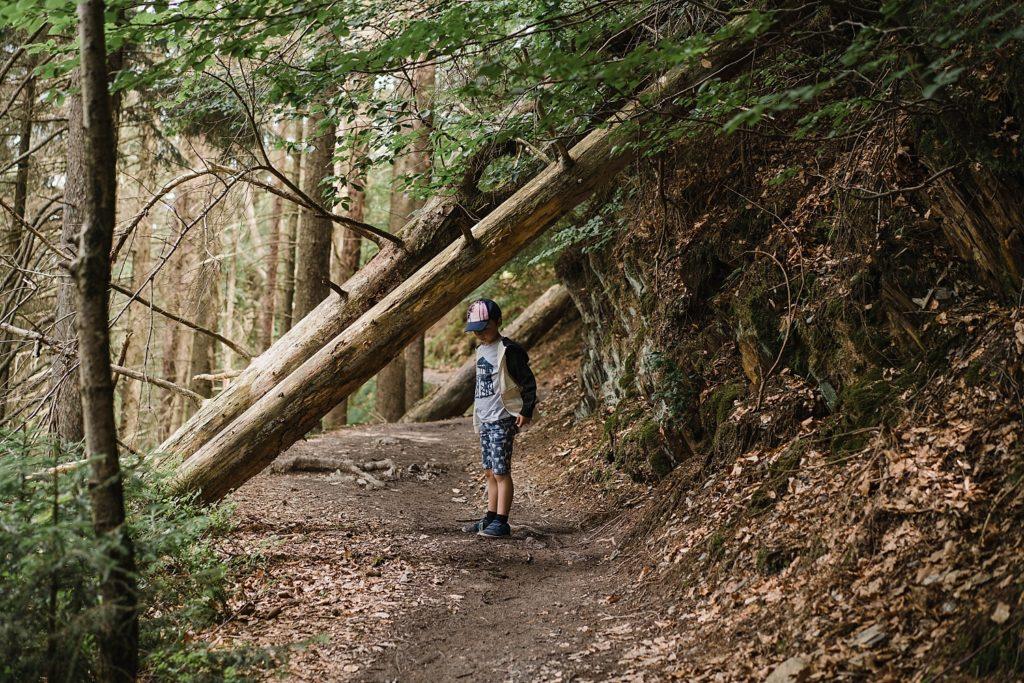 promenade dans la vallée du Tros-Marets