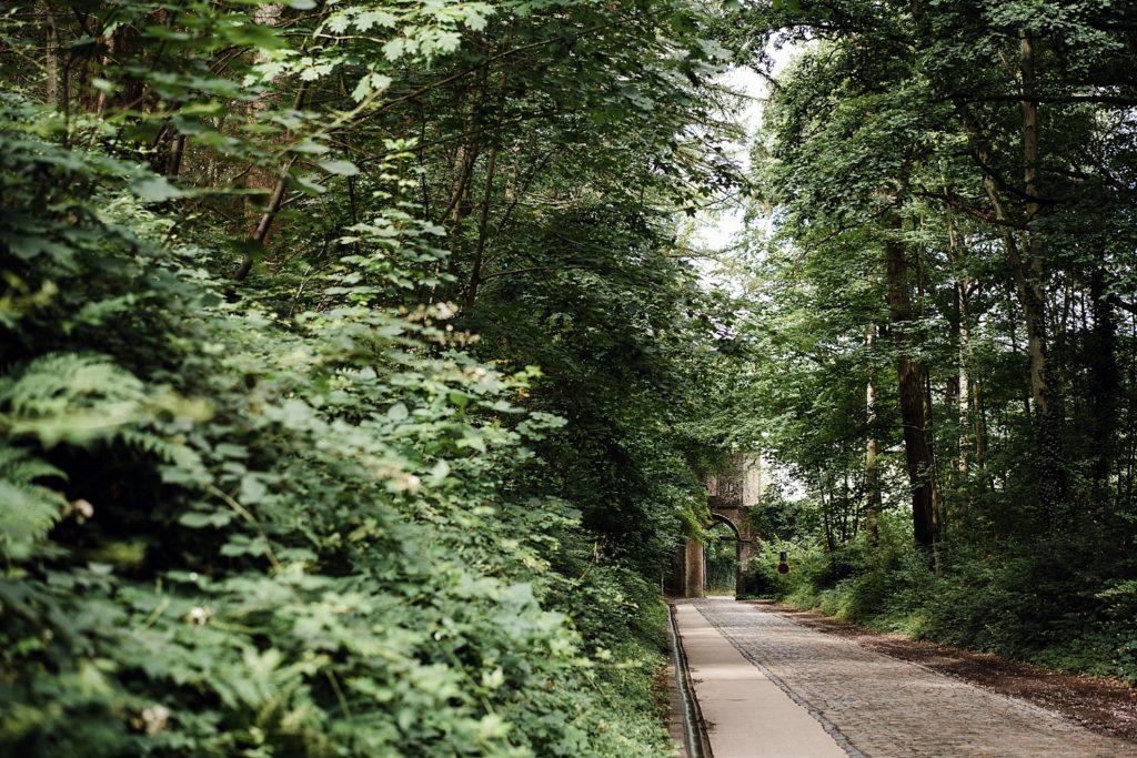 9km en forêt pour les ruines de Villers-la-ville 6