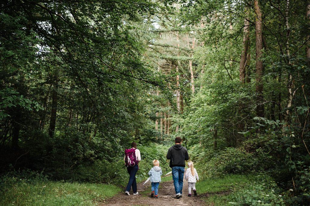 9km en forêt pour les ruines de Villers-la-ville 11