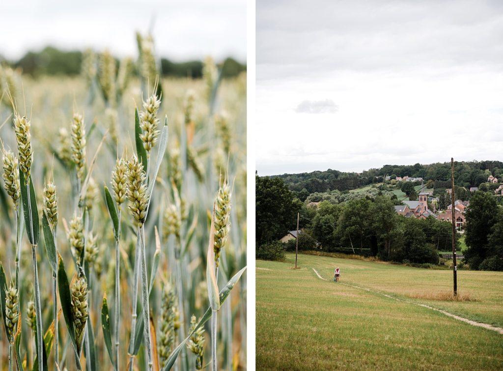 Villers-la-ville - Tangissart et La Roche