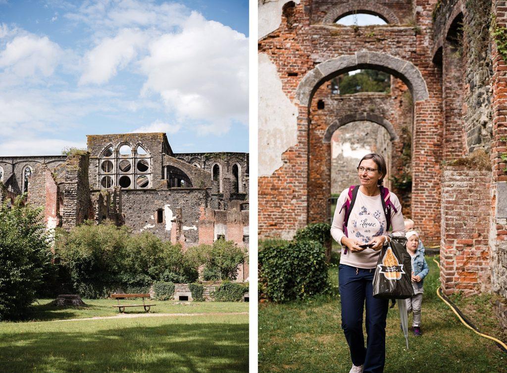 9km en forêt pour les ruines de Villers-la-ville 34