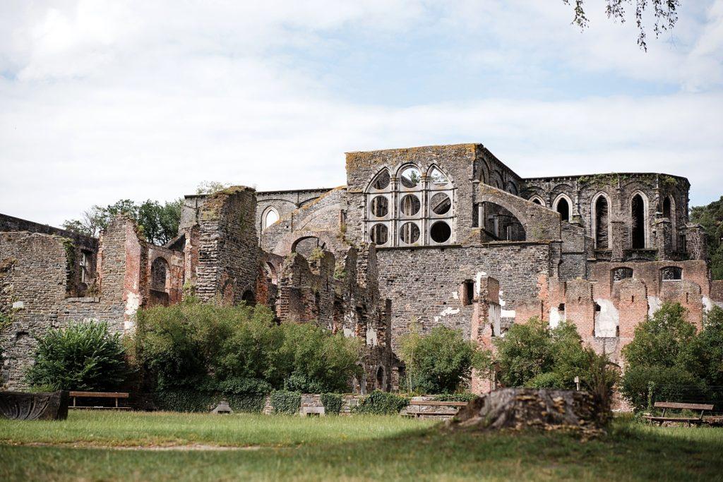 Villers-la-ville - ruines